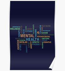 Mental Health Awareness II Poster