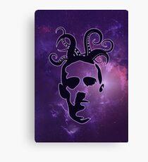 Cosmic Lovecraft Canvas Print