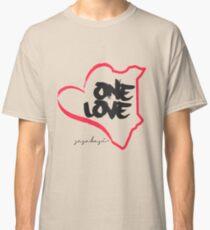 One love (Kenya) Classic T-Shirt