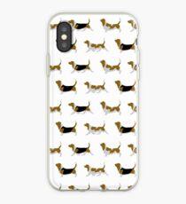 Basset Hounds iPhone Case