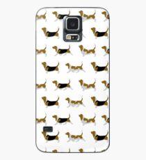 Basset Hounds Case/Skin for Samsung Galaxy