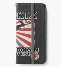 Space Dandy Dropkix iPhone Wallet/Case/Skin