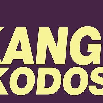 Kang / Kodos 2020 by rexraygun