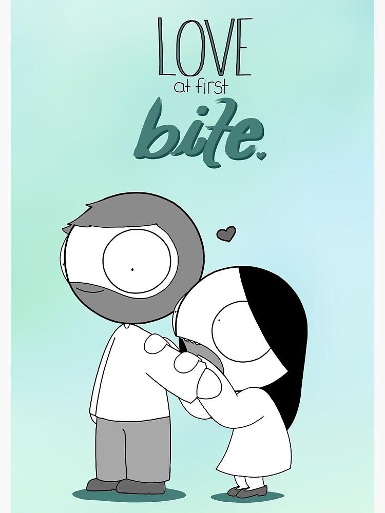 Love At First Bite by catanacomics