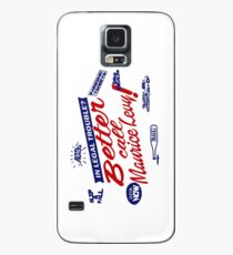 Better call Maurice Levy - (The Wire) Case/Skin for Samsung Galaxy