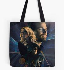 Team Arrow  Tote Bag