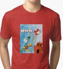 Jumpman Tri-blend T-Shirt
