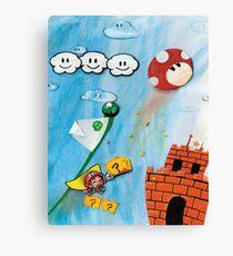 Jumpman Canvas Print