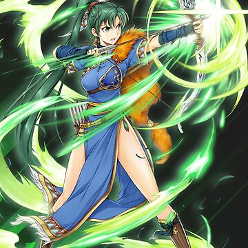 Fire Emblem Heroes Brave Lyn by TomsTops