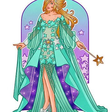 Fantasy Couture Rosalina by fancifuldewdrop