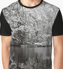 powder Graphic T-Shirt