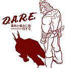 All Might D.A.R.E. by pbwlf