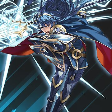 Brave Princess Lucina by TomsTops