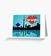 Toronto Greeting Card