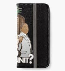 Crime Fighting Duo iPhone Wallet/Case/Skin