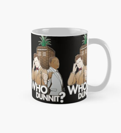 Crime Fighting Duo Mug