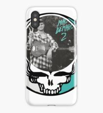 Grateful Dead Mac Demarco 2 iPhone Case/Skin