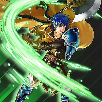 Brave Ike Fire Emblem Heroes by TomsTops