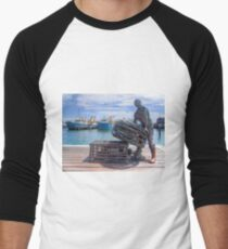 Fishing Harbour Fremantle WA - HDR T-Shirt