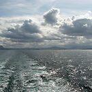 Speed Bonny Boat - The Scottish Mainland by BlueMoonRose