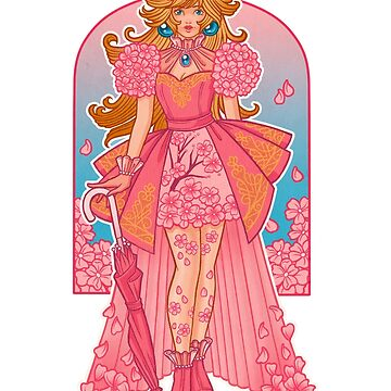 Fantasy Couture Peach by fancifuldewdrop