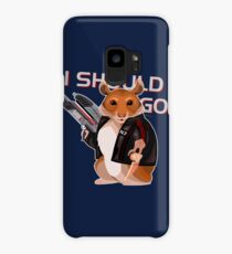 Space Hamster Mass Effect Case/Skin for Samsung Galaxy