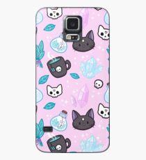 Herb Witch // Pink Case/Skin for Samsung Galaxy