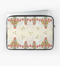 Red and yellow Banksias - yellow Cassia Laptop Sleeve