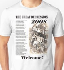 The Great Depression   T-Shirt