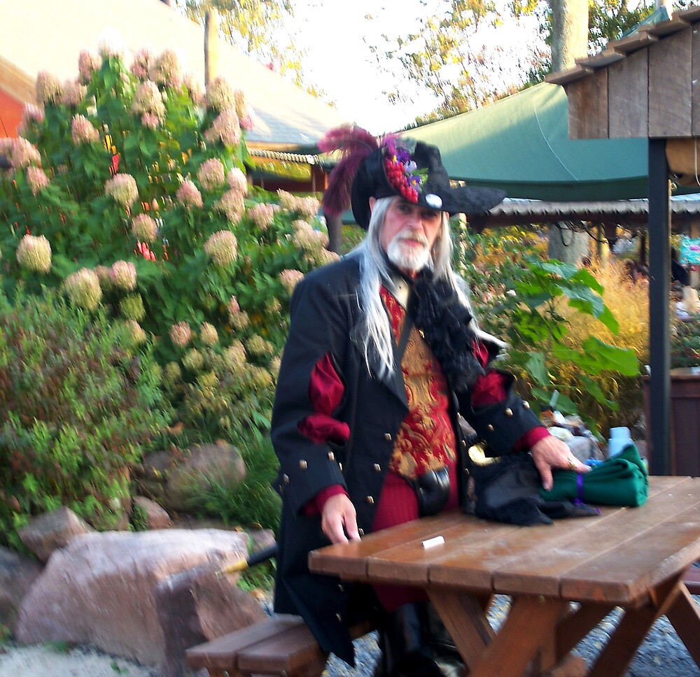 French Pirate .... by demand! by Judi Taylor