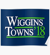 Wiggins Towns campaign 1 Poster