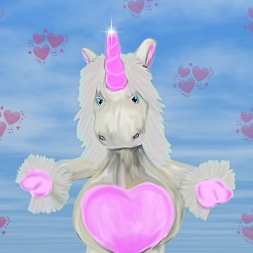 Unicorn Huggles.. by FaeryHuggles