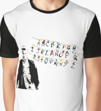 Eleven Stranger Things Graphic T-Shirt