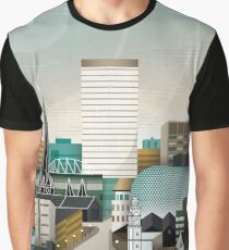Digbeth In Tangent Graphic T-Shirt