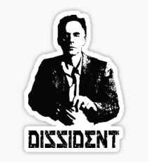 DISSIDENT Pete Sticker