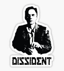 DISSIDENT Pete, sticker Sticker
