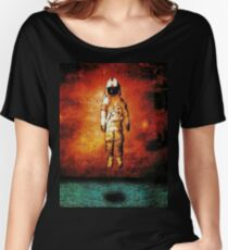 Astronaut  Women's Relaxed Fit T-Shirt