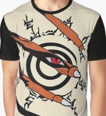 Uzumaki ~ Kyubi - Naruto Graphic T-Shirt