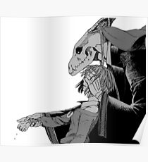 The Ancient Magus Bride x2 Poster