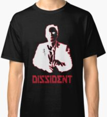 DISSIDENT Pete, shadow Classic T-Shirt