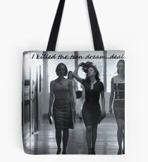 Death of a Teen Dream Tote Bag