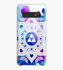The Legend of a Zelda Mandala Case/Skin for Samsung Galaxy