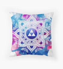 The Legend of a Zelda Mandala Floor Pillow