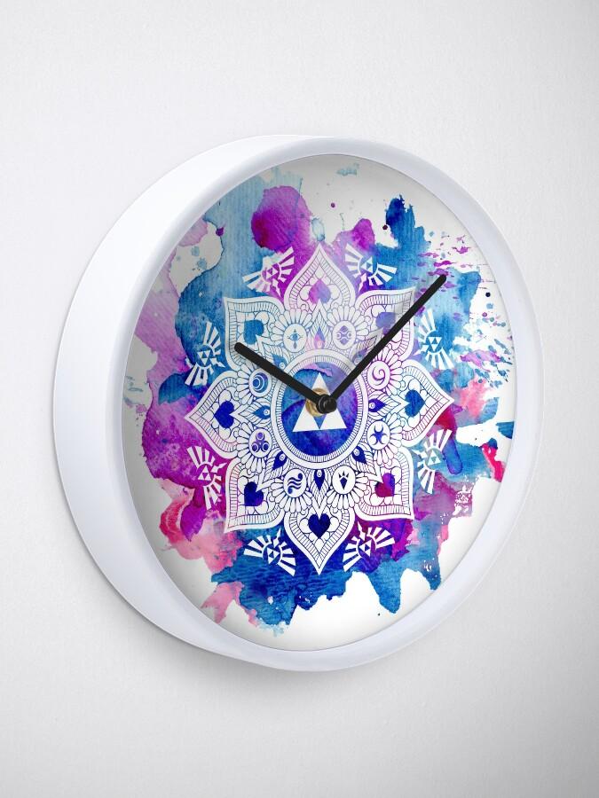 Vista alternativa de Reloj La leyenda de un Zelda Mandala