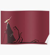 The Ancient Magus Bride x3 Poster