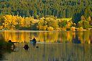 Herbst am Gruentensee (Allgaeu) by Erwin G. Kotzab
