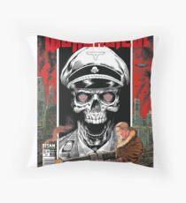 Wolfenstein 2  Throw Pillow