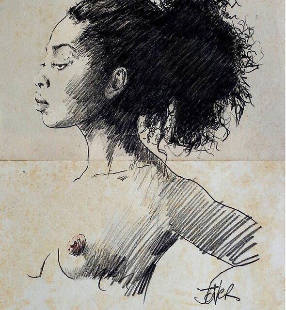 adah  by Loui  Jover
