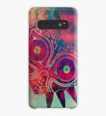 Watercolored Majora Case/Skin for Samsung Galaxy