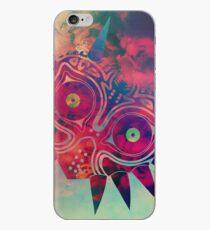 Aquarellierter Majora iPhone-Hülle & Cover